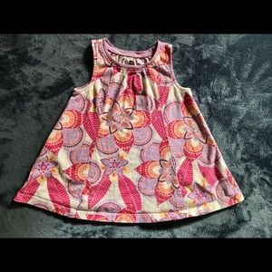 TEA COLLECTION swing dress 12-18m